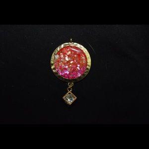 Jewelry - Resin pendants